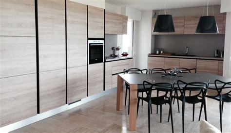 mod鑞e de cuisine contemporaine modele de cuisine ouverte 7 cuisine contemporaine en l mod232le r233f233rence kirafes