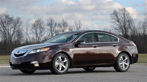2010 Acura Tl Sh-awd 6mt Is A Mouthful, Not A