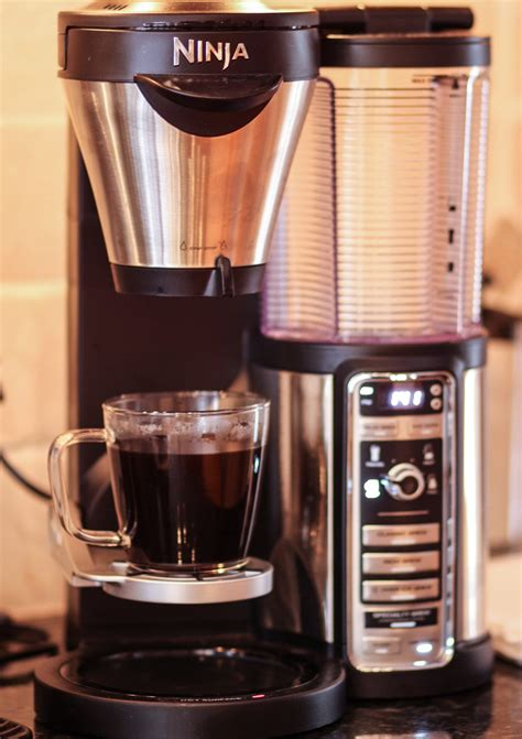 It can't control its temperature as well as other premium drip machines. The Best Coffee Makers: Ninja Coffee Bar Brewer, Nespresso Citiz, and Technivorm Moccamaster ...