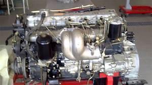 Mitsubishi  V6 V8  Cylinder Turbo Diesel Engine