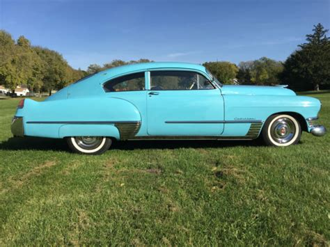 cadillac coupe series  fastback  sale  sioux