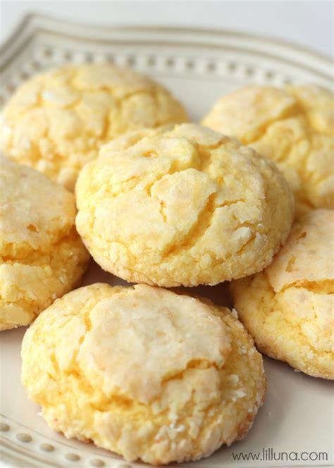 gooey butter cookies recipe lil luna