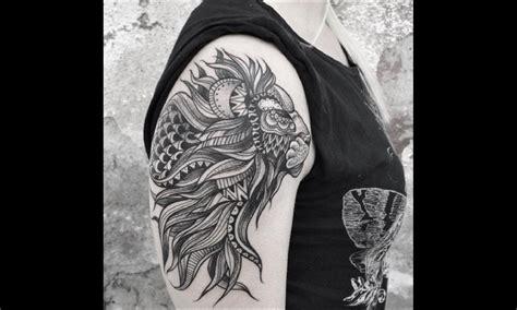 tatouage image lion