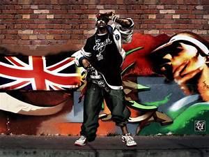 Graffitis Gangsta