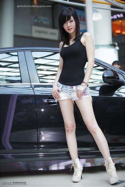 xxx nude girls hwang mi hee  chevrolet exhibitions