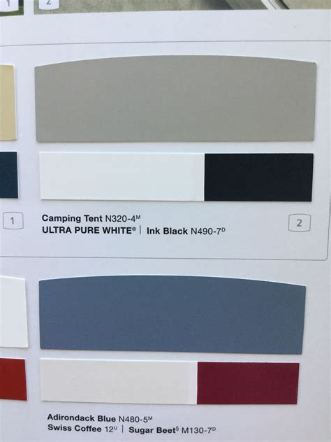 exterior house colors behr paint cing tent ink black adirondack blue swiss coffee sugar
