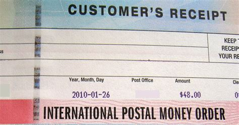 Money Order Receipt Pictures To Pin On Pinterest