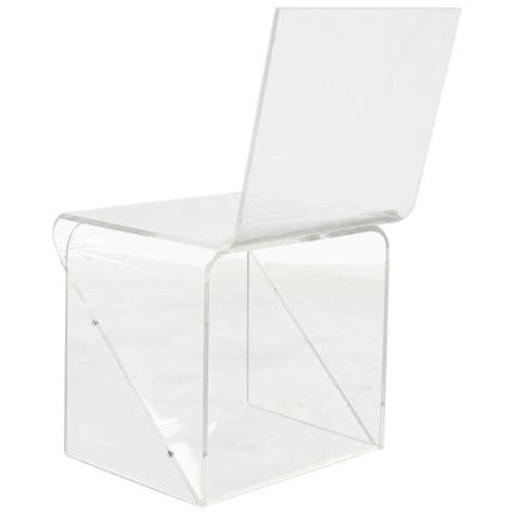 Table De Nuit Plexiglas by S Plexiglass Chair With Table De Nuit Plexiglas