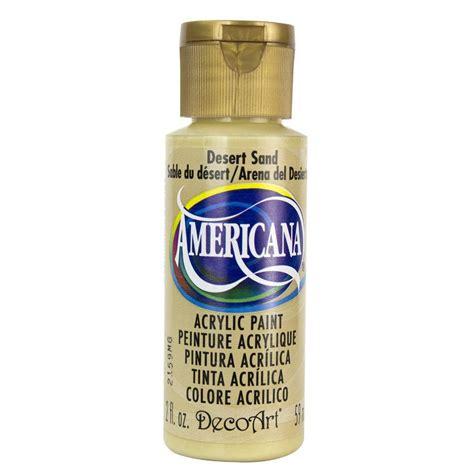 decoart americana 2 oz desert sand acrylic paint dao77 3