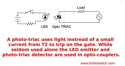 Solid State Relays Using Triacs