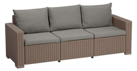Polsterkissen Für Sofa by Polsterkissen F 252 R Keter Allibert California Rattan