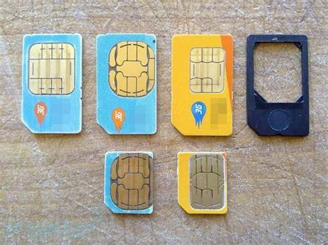 safaricom microsim ff sim card  ipads  iphones