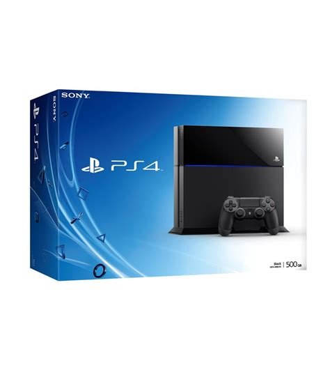 Ps4 Console Sony by Sony Playsation 4 500gb Console Buy Sony Playsation 4