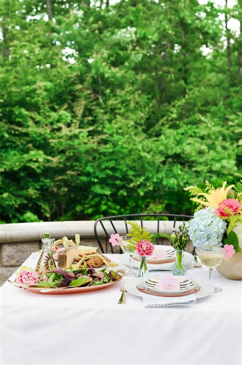 Celebrate Mothers Day Pretty Luncheon by Ideas To Host A Luncheon Celebrations At Home