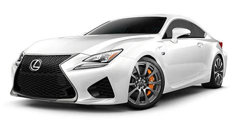 lexus rcf review  price cars review