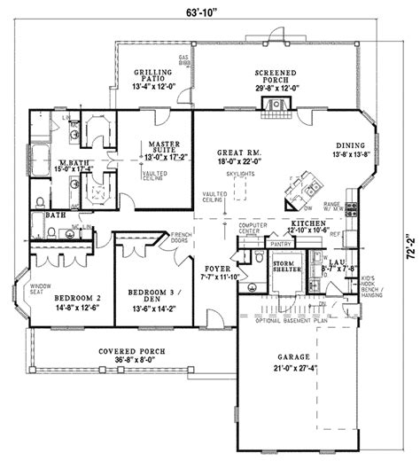 delmont country home plan 055d 0193 house plans and more