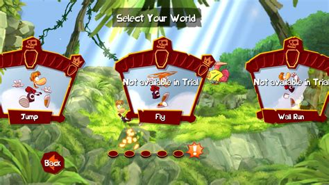 Rayman Jungle Run For Windows 8 Download