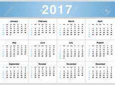 Calendario 2017 Con Semana 2018 Calendar Printable