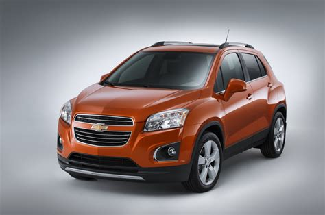 Chevrolet Trax Picture by 2015 Chevrolet Trax Gm Authority