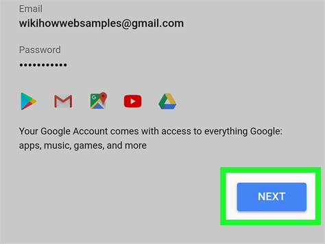 How To Create A Gmail Account (with Pictures)