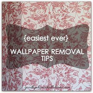 Wallpaper Removal Tips