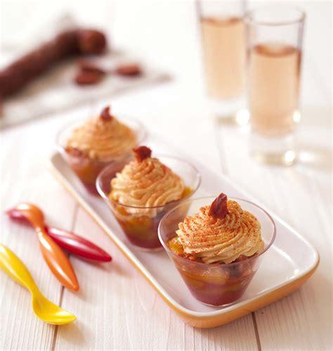 verrines d 233 t 233 poivrons et chantilly de chorizo les meilleures recettes de cuisine d 212 d 233 lices
