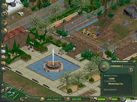 zoo tycoon pc 2001 games game ign too collection windows animal screenshots papyrus mac fang complete
