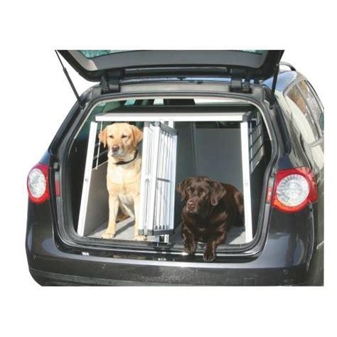 cage de transport en aluminium pour deux chiens caisses de transport morin accessoires