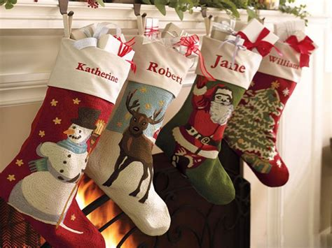 wallpapers: Christmas Stockings
