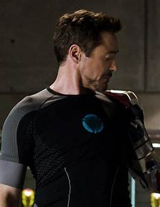 How to: Robert Downey Jr.'s Iron Man 3 hairstyle | Uy ...