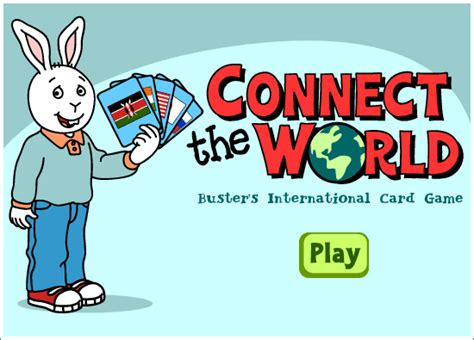 Arthur . Games . Connect The World