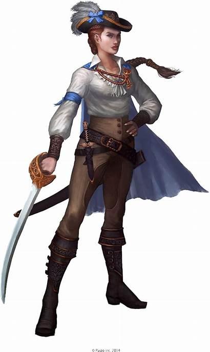 Pirate Pirates Transparent Dnd Bandit Tubes Female