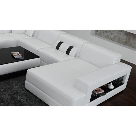 canapé cuir toulouse canapé d 39 angle panoramique en cuir toulouse pop design fr