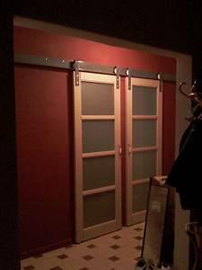 Fabriquer Porte Coulissante Placard : installation thermique comment fabriquer porte coulissante ~ Premium-room.com Idées de Décoration