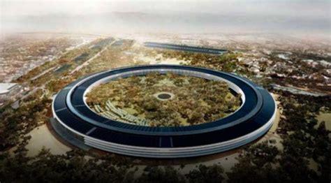 siege de apple apple le nouveau siège social futuriste coû 5