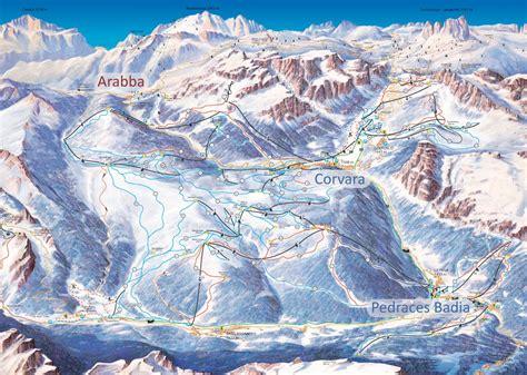 location piste maps   dolomites south tyrol