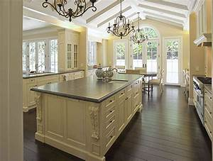 French Country Kitchen Tile Floor Morespoons Ebb382a18d65