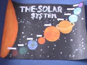 Solar System Poster Project - Pics about space