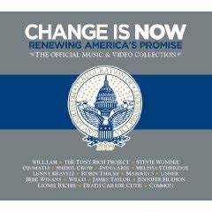 Change Is Now: Renewing America's Promise - Wikipedia