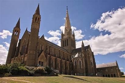 Cathedral Bendigo Sacred Heart Australia Victoria Churches