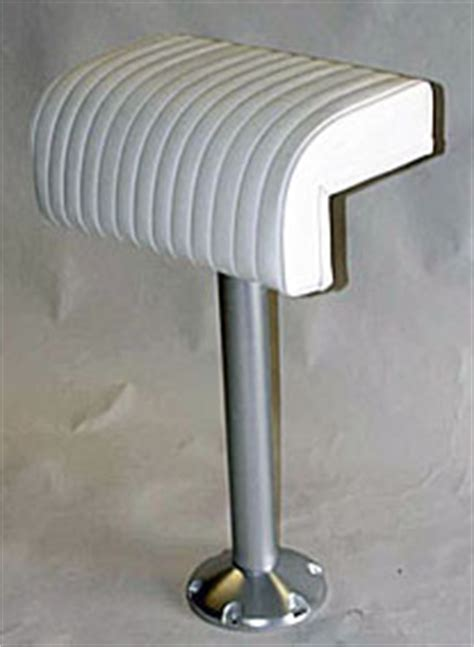 Boat Seat Extension Post by Boat Leaning Post Swing Back Boat Seats For Sale