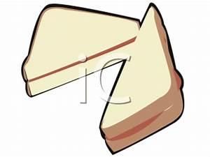 Pb And J Sandwich Clipart - Clipart Suggest