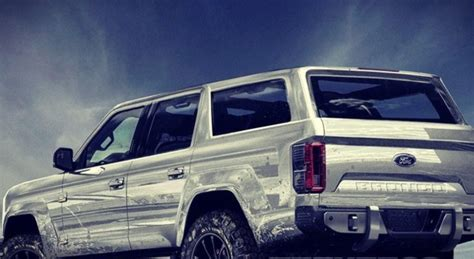 ford bronco  door version ford tips