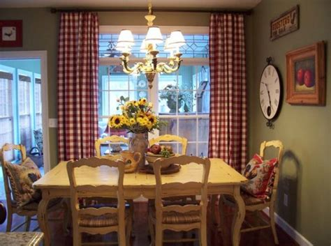 13 Cozy And Inviting Country-style Dining Rooms
