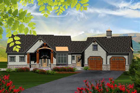 clariette luxury ranch home plan house plans