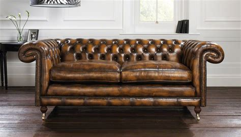 chesterfield sofa brown leather brown the most popular chesterfield sofa shade