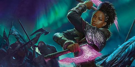 Magic: The Gathering - Kaldheim Preview Cards Are Stunning ...