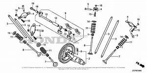 Honda Engines Gx690rh Baf Engine  Chn  Vin  Gcaph