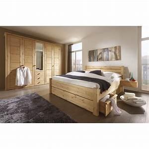 Chambre Complete Adulte : chambre adulte complete pin massif chambre pinterest ~ Carolinahurricanesstore.com Idées de Décoration