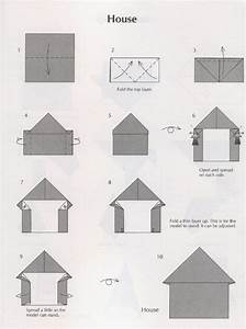 Origami house | House | Pinterest